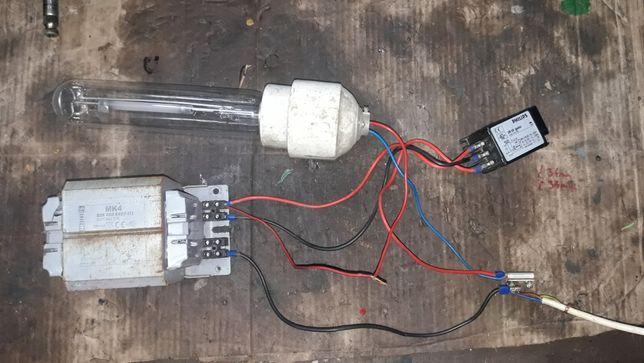 Układ zapłonowy do lampy sodowej komplet