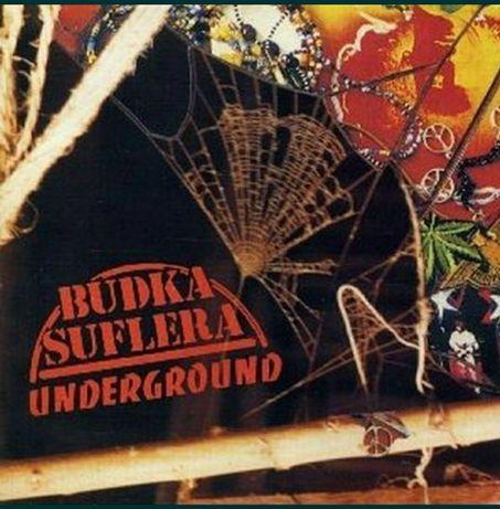 Budka Suflera - Underground CD