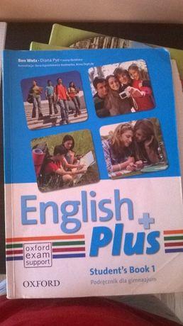 ksiazka english plus 1