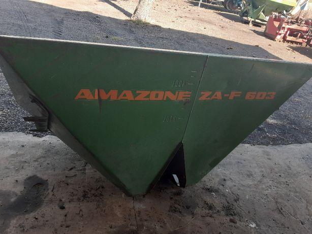 Używany kosz do siewnika Amazone ZA - F 603
