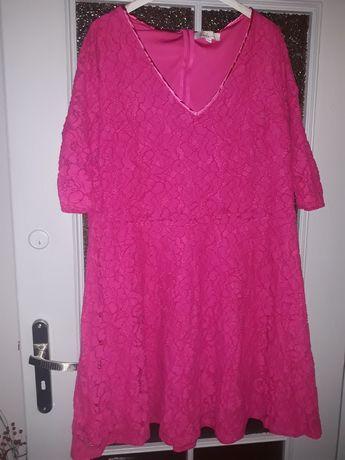 Sukienka koronkowa rozmiar 50