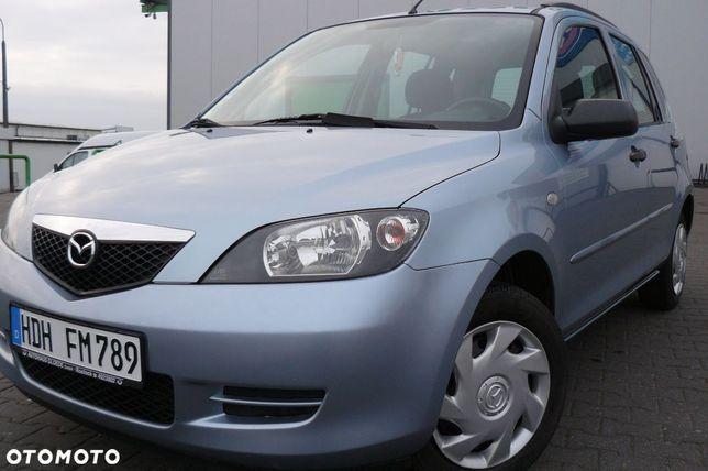 Mazda 2 Sprowadzony z Niemiec.Opłacony!!! 101tys przebiegu Stan idealny
