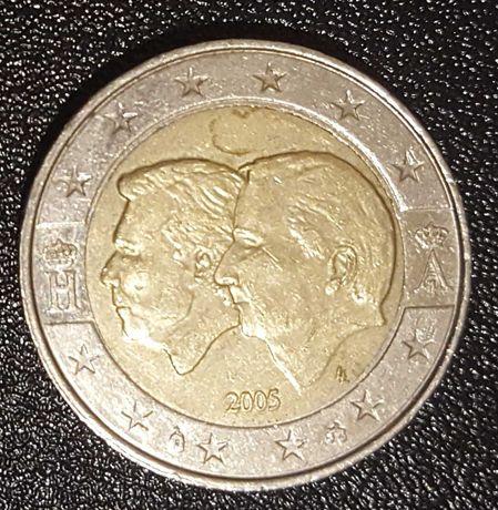 Moeda 2 Euros - Bélgica (2005)