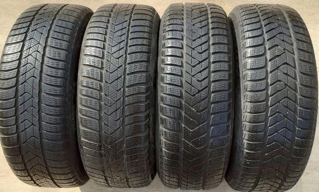 Шини зимові 6,5мм 205/60/16 Pirelli Sottozero3 покришки Р16 Titan4uk