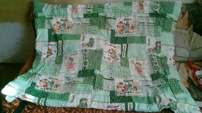 Продам одеялко детское