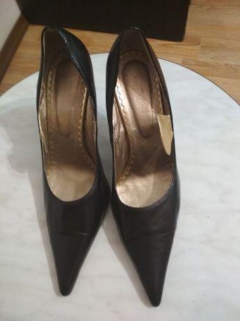 туфли кожаные на выход р.39
