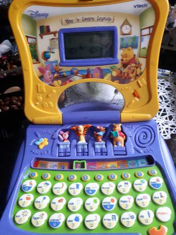 Disney laptop Kubuś Puchatek