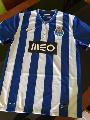 Camisola FC Porto VARELA #17 Autografada