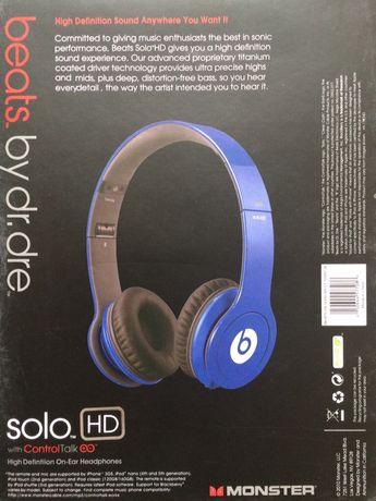 наушники  Beats Solo HD