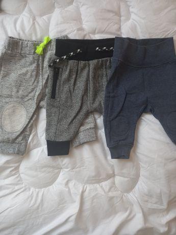 Zestaw spodni 62