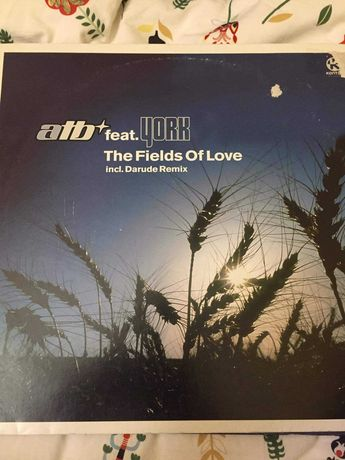 ATB- The Fields Of Love vinyl