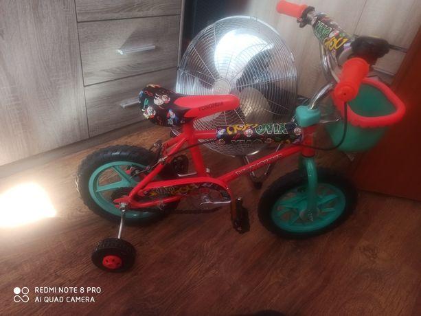 Rowerek dziecięcy nowy