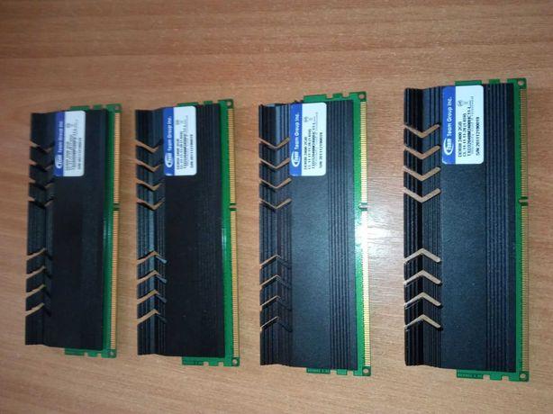 ОЗУ Team Group DDR3 2400 2x2GB 11-11-11-28 для ПК