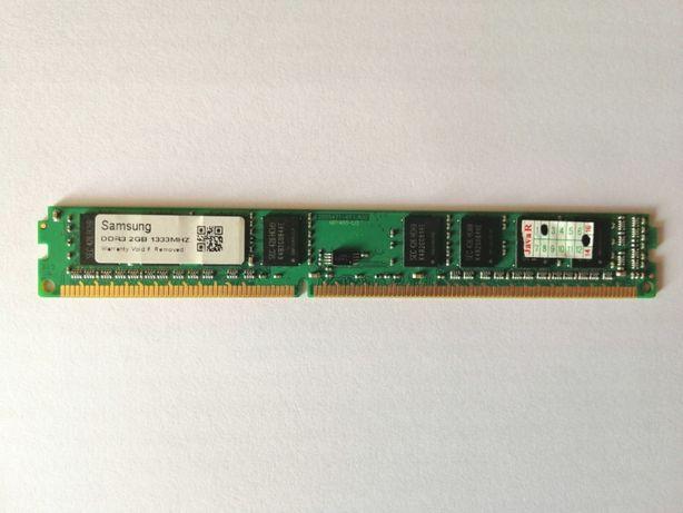 Память Samsung 2 GB, DDR3, 1333 MHz