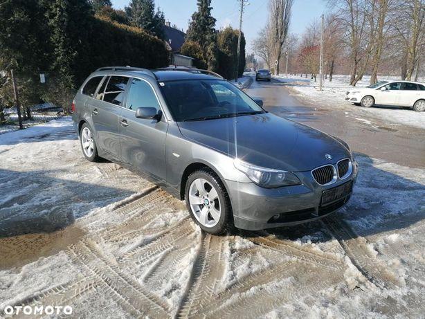 BMW Seria 5 Benzyna XDrive bardzo dobry stan Krakow