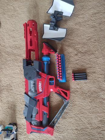 Pistolet boom co
