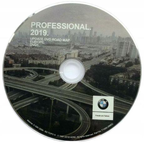 Aktualizacja map nawigacji 19-20r. BMW Seria 1,3,5,6,X5, X6