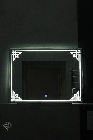 Зеркало з LED подсветкой