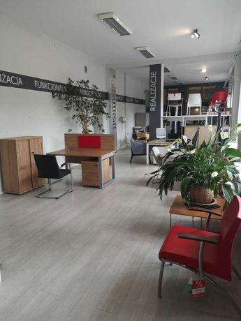 lokal 70 m2 w sklepie meblowym naprzeciwko Manufaktury - bezpośrednio