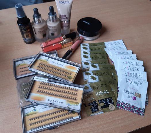Zestaw kosmetyków,  odbiór Ślichowice