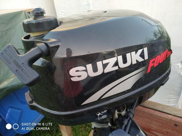 Części silnik zaburtowy Suzuki DF 2,5KM.