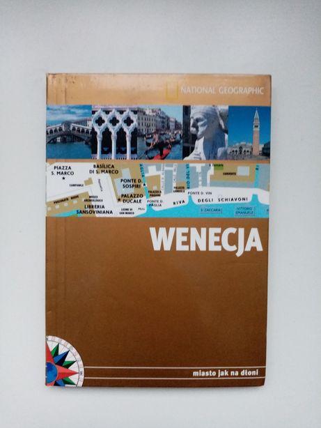 NOWY przewodnik Wenecja Miasto jak na dłoni National Geographic