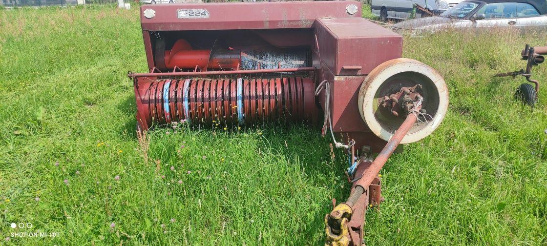 Prasa kostkującą kostka sipma Z224 stan bardzo dobry ze szkoły rolnicz