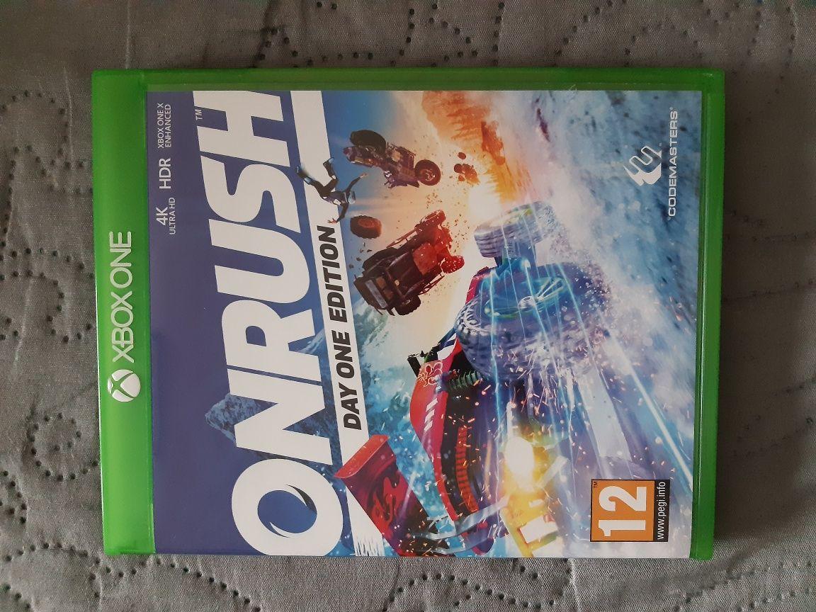 Onrush Xbox one