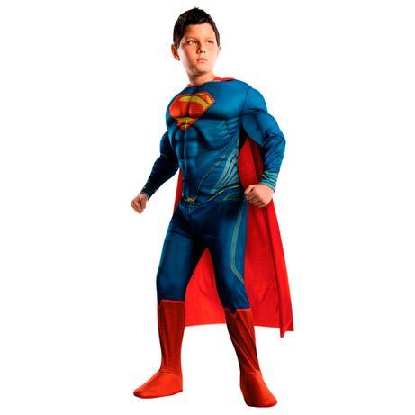 Przebranie dla chłopca Superman NOWE r. S (4-6 lat)