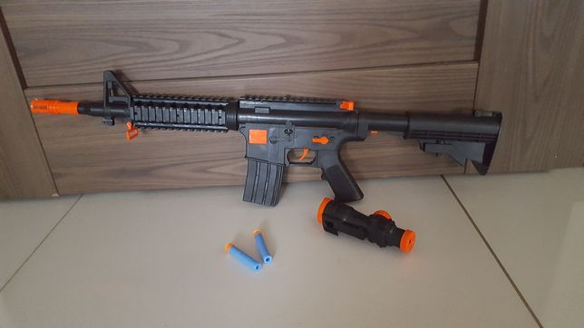 Broń,strzelba,snajperka,karabin 3w1 zabawkowy dla dziecka
