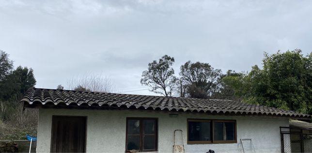 Telhado completo + telhas