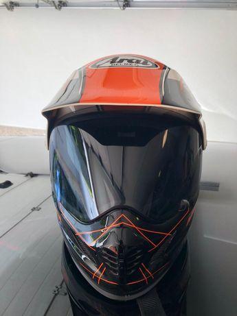 Capacete Arai Tour-X KTM