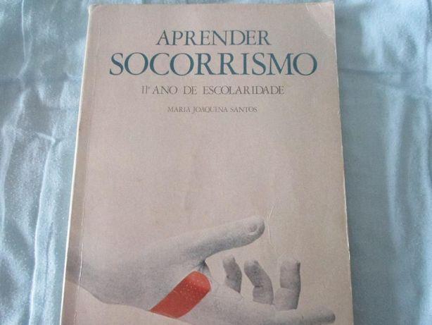 """Livro """"Aprender Socorrismo"""""""