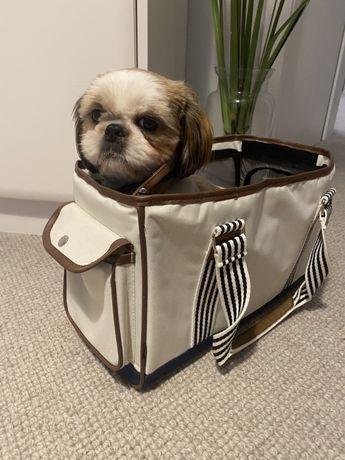 Torba torebka dla psa nosidło transporter Trixie