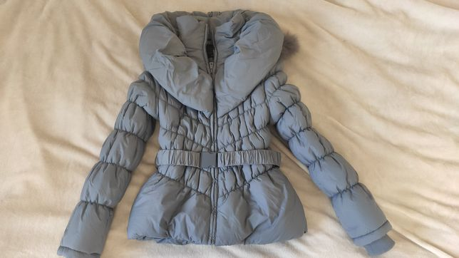 Nowa kurtka zimowa, ciepła