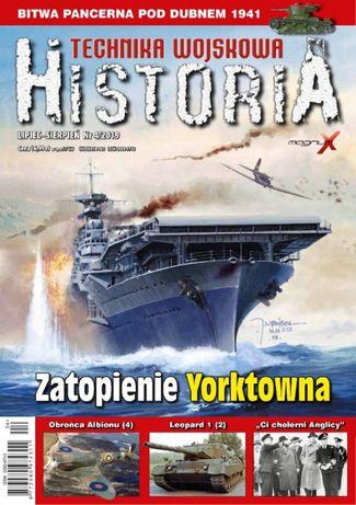 Technika Wojskowa HISTORIA nr 4/2019