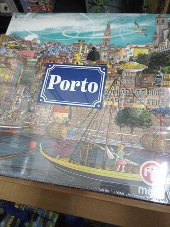 jogo de tabuleiro Porto