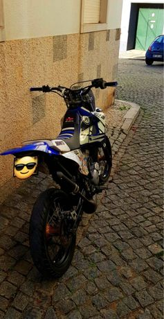 Yamaha DTR 125cc (4bl)