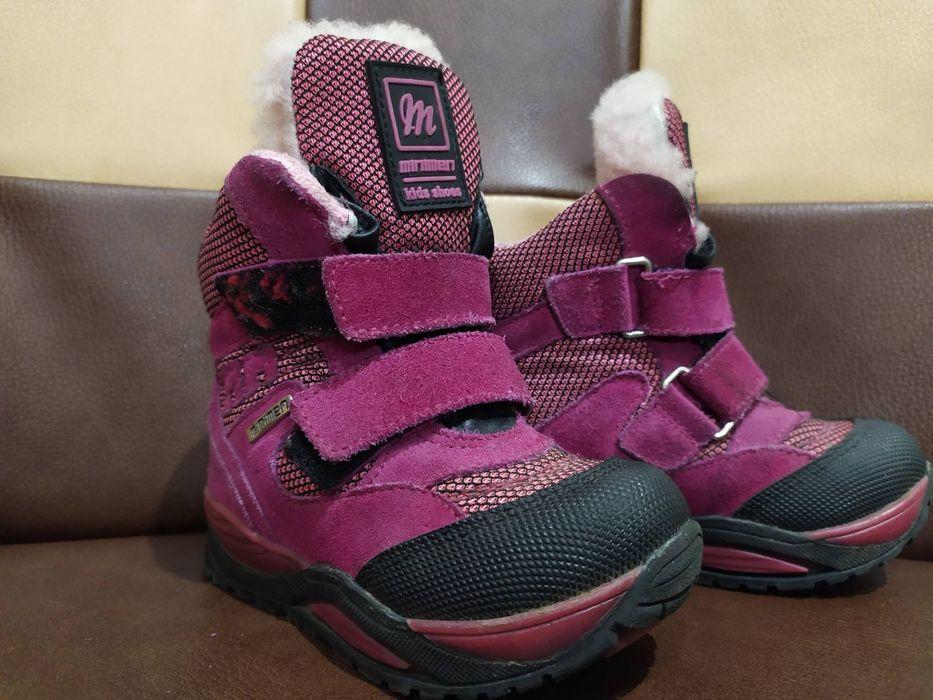 Зимние ботинки Minimen Мелитополь - изображение 1