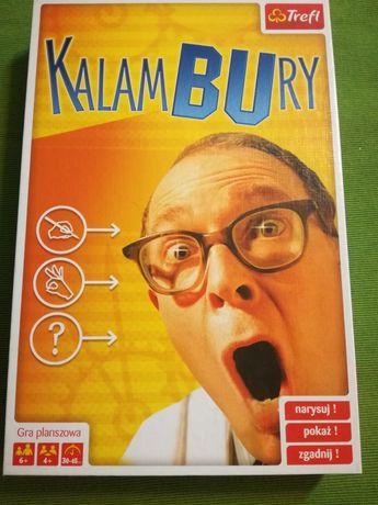 Kalambury gra Trefl