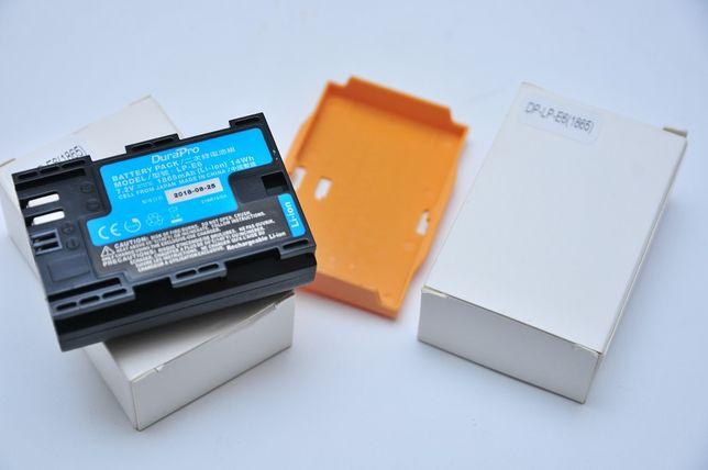 LP-E6 Аккумулятор 1865mAh DuraPro для Canon 5Dm2/5Dm3/60d/6d/7d/7dm2