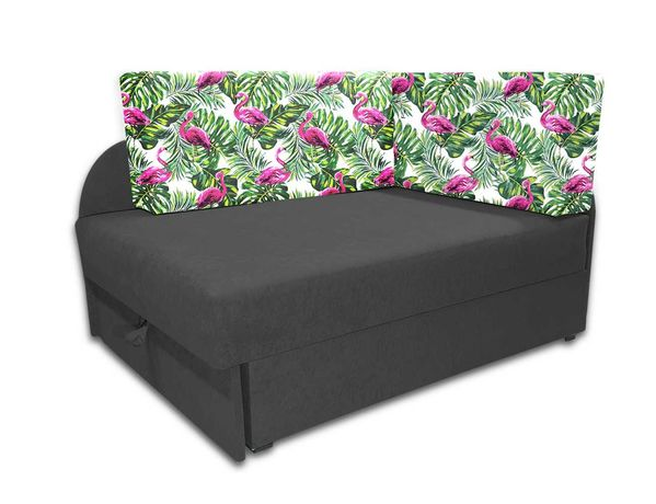 Narożnik dziecięcy kubuś, łóżko dla dziecka, sofa rozkładana