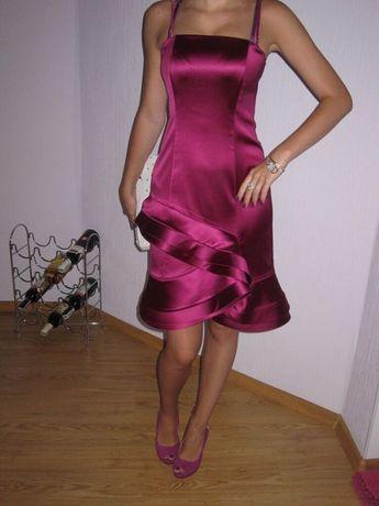 Выпускное,вечернее, платье красивого цвета ,нарядное ,стильное