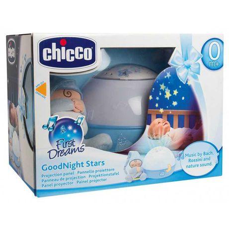 Chicco Projektor gwiazd niebieski chłopiec 0m+