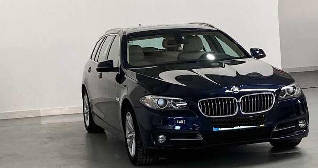 BMW 520d Touring Nacional, Caixa Automática com teto panorâmico