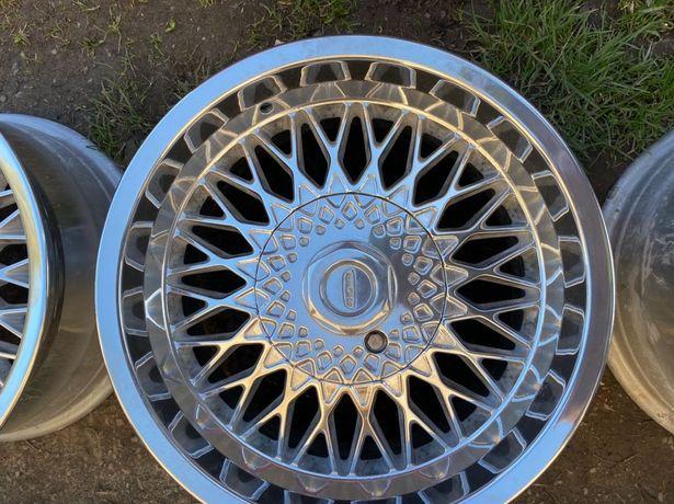 "Volvo 760/740 felgi aluminiowe 15"" 5x108 et25 z rantem"