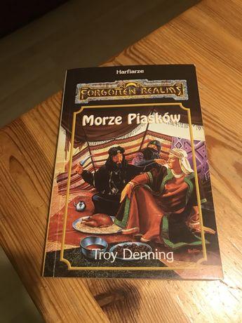 Forgotten Realms Morze Piasków Troy Denning