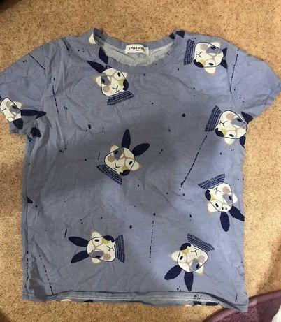 футболка женская, хлопковая