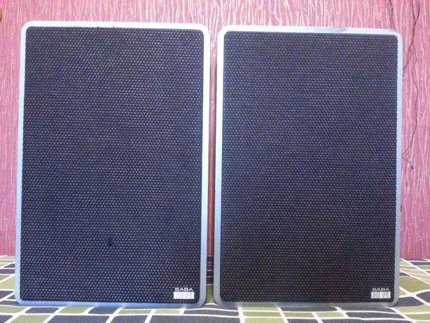 Акустика SABA ULTRA Box 31+SABA RS 930 Hi-Fi stereo made in Germany