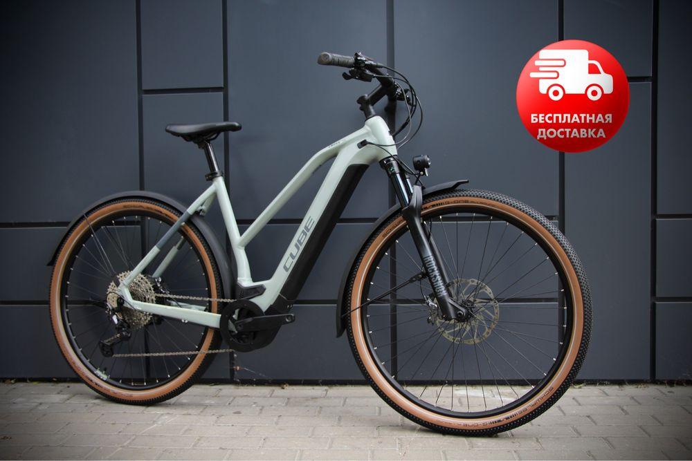 Электровелосипед Cube Cross Hybrid scott cannondale merida giant ktm
